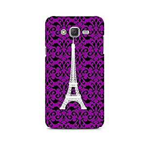 TAZindia Designer Printed Hard Back Case Cover For Samsung Galaxy J1