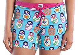 Nuteez Printed Women's Shorts