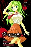 img - for Higurashi When They Cry: Cotton Drifting Arc, Vol. 1 - manga (v. 3) book / textbook / text book