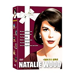 Natalie Wood Collection (Miracle On 34th Street, Splendor In The Grass, The Searchers, Rebel Without A Cause, The Silver Chalice, Olivia Hussey's Romeo and Juliet)