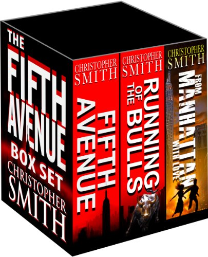 "KND Brand New Thriller of The Week: International Top 100 Best-Selling FIFTH AVENUE Series in One Boxed Set From The Author Stephen King Calls ""A Cultural Genius"", Christopher Smith – 75 Rave Reviews"