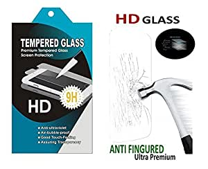 SAMSUNG S6, Premium Tempered Glass Screen Protector Guard Ultra Clear High Definition 0.3mm 2.5D 9H For (SAMSUNG S6)