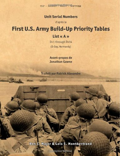 unit-serial-numbers-dapres-la-first-us-army-build-up-priority-tables-list-a-d-1-through-d-14-d-day-n