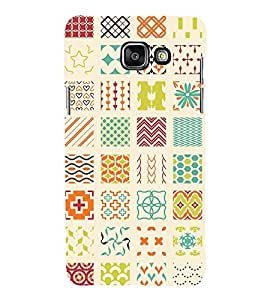 99Sublimation All In One Pattern 3D Hard Polycarbonate Designer Back Case Cover for Samsung Phones