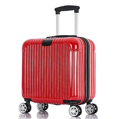 casa Monopoli telaio in alluminio trolley valigia caster piccole imprese uomini e donne a bordo bagagli telaio password di 60CM sezione verticale