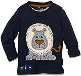 NAME IT Baby - Jungen Hemd 13092534 PENLEY MINI LS TOP, Gr. 92, Blau (Dress Blues)