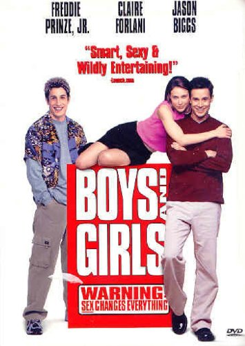 Boys and Girls [DVD] [Import]