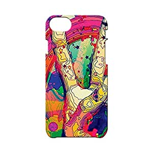 BLUEDIO Designer Printed Back case cover for Apple Iphone 7 - G4081