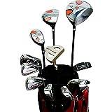 ワールドイーグル F-01α メンズ14点ゴルフクラブセット【右用】【アウトレット】