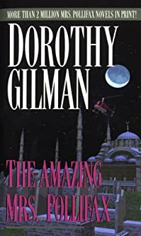 Amazing Mrs. Pollifax by Dorothy Gilman ebook deal