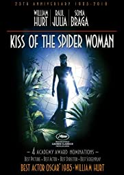 Kiss of the Spider Woman (Non-US PAL)