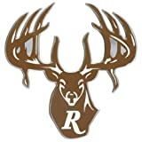 Remington Big R Buck Large Raised Decal (17427)