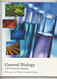 img - for General Biology 1110 Laboratory Manual: Pellissippi State Technical College book / textbook / text book