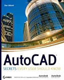 img - for AutoCAD: Secrets Every User Should Know book / textbook / text book