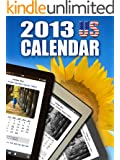 2013 US Calendar - Daily Planner and Organizer, Websites and more for Kindle Users
