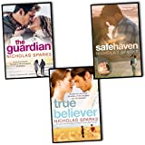 Nicholas Sparks Nicholas Sparks 3 Books Collection Pack Set RRP: £23.97 (True Believer, Safe Haven, The Guardian)