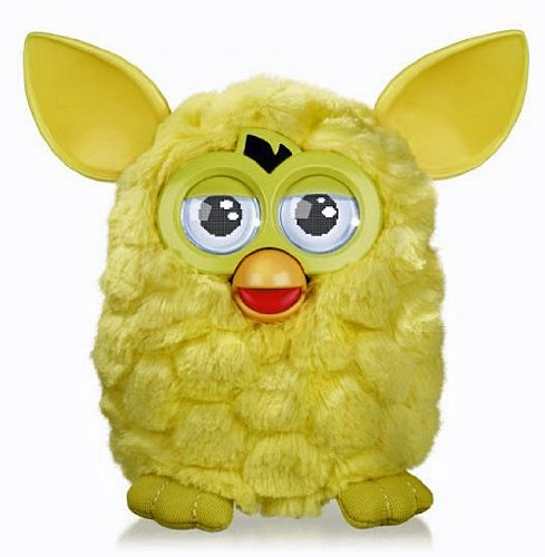 Hasbro Furby Yellow