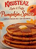 Krusteaz Pumpkin Spice Pancake Mix