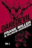 img - for DAREDEVIL BY FRANK MILLER & KLAUS JANSON VOL. 1 book / textbook / text book