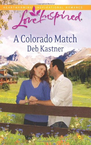 Image of A Colorado Match (Love Inspired)