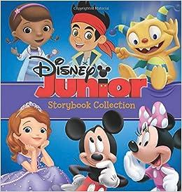 Disney Junior Storybook Collection: Disney Book Group, Disney
