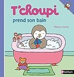 echange, troc Thierry Courtin - T'choupi prend son bain