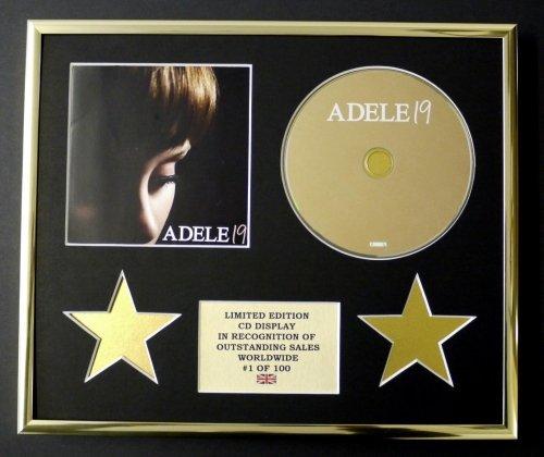 ADELE/CD-Darstellung/Limitierte