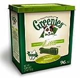 Greenies Lite Teenie Dog Chew Treats 27oz Tub - 96 Count
