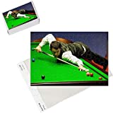 Photo Jigsaw Puzzle of Snooker - Betfred.com World Snooker Championships - Day Four - The Crucible from PA Photos