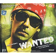 WANTED Dead or Alive (2009) Hindi Film Songs OST Soundtrack