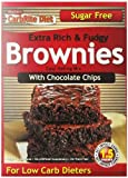 Doctors CarbRite Diet - Chocolate Chip Brownie Mix, 11.5 oz