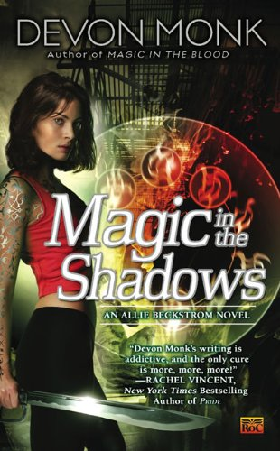 Image of Magic in the Shadows (Allie Beckstrom, Book 3)