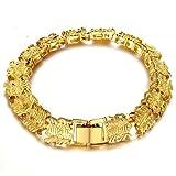 MiniBlue Plating 18K Gold Alternative Modelling Super Flash Lady Bracelet