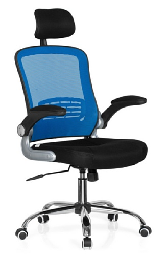 hjh-office-vendo-net-silla-giratoria-de-oficina-tejido-de-color-negro-y-azul