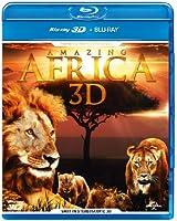 Amazing Africa [Blu-ray 3D + Blu-ray] [2013] [Region Free]