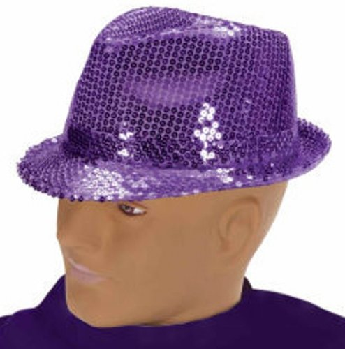 Forum Mardi Gras Costume Party Accessory, Purple, One Size