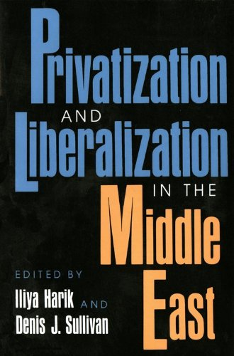 Privatization and Liberalization in the Middle East