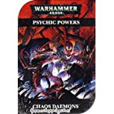 Warhammer 40k - Psychic Powers - Chaos Daemons - 974060 (Color: Multi-colored)