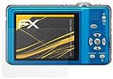 3 x atFoliX Screen Protection Panasonic Lumix DMC-FS30 - FX-Antireflex anti-reflective