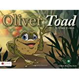 Oliver the Toad ~ Dawn Denton
