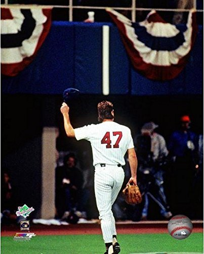 "Jack Morris Minnesota Twins 1991 World Series Photo (Size: 8"" x 10"") by MLB [並行輸入品]"