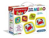 Clementoni 13296 - Sapientino bebé Mi primer Memo