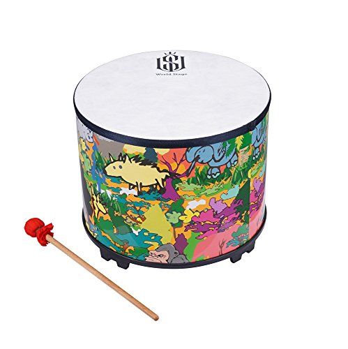 World stage ws451001 kids percussion floor tom arts for 18 inch floor tom for sale