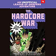 The Hardcore War (       UNABRIDGED) by Winter Morgan Narrated by Lauren Fortgang