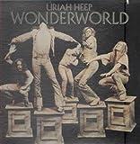 Wonderworld LP (Vinyl Album) US Warner Bros 1974