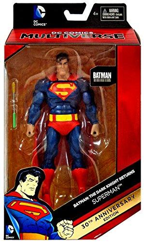 DC Comics Multiverse, Batman: The Dark Knight Returns 30th Anniversary Edition Superman Action Figure
