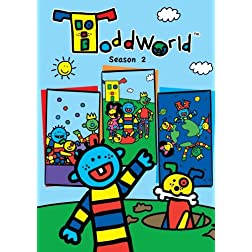 ToddWorld -- Complete Second Season (3 Disc Set)