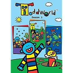ToddWorld -- Complete Second Season (3 Disc Set)