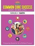 img - for Barron's Common Core Success Grade 4 Math: Preparing Students for a Brilliant Future book / textbook / text book