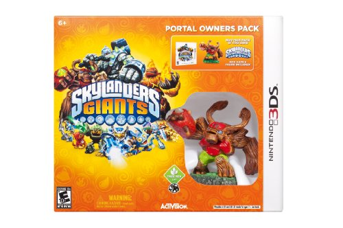 Skylanders Giants Portal Owner Pack - Nintendo 3DS - 1